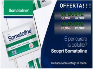 SCONTO SOMATOLINE